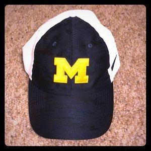 University of Michigan Hat - UofM Nike Women's Hat
